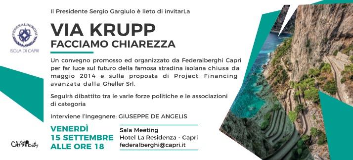 Invito Convegno Krupp